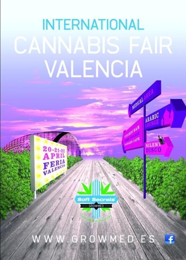 La Mayor Feria Del Cannabis Terapéutico En España Se Celebra En Valencia