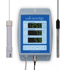 Medidor de pH y ec
