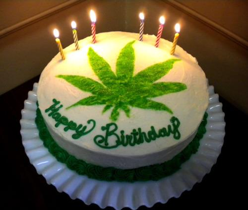 Pastel de marihuana
