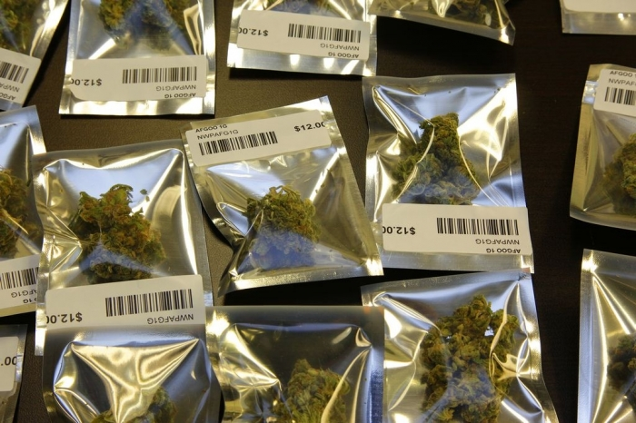 donde guardar la marihuana