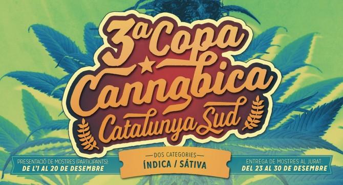 Copa Cannabica Catalunya Sud