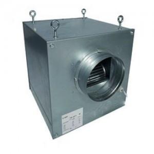 Extractor ISObox con aislamiento acústico