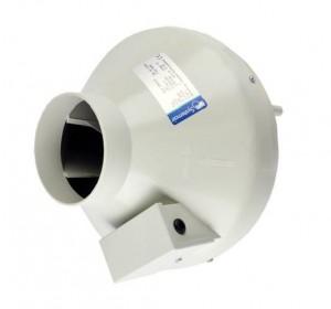 extractor RVK de 100 mm de diámetro