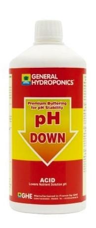 ácido corrector pH