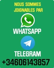 Contact Whatsapp Telegram