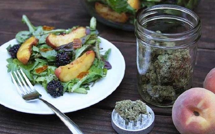 cuisiner cannabis