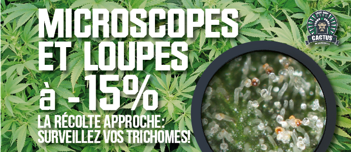 Microscopes et Loupes 15% reduction