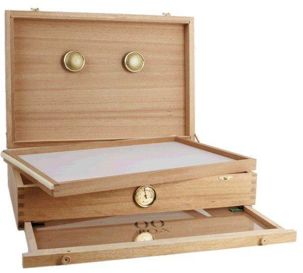 Caja Cedro 00 Box Grande