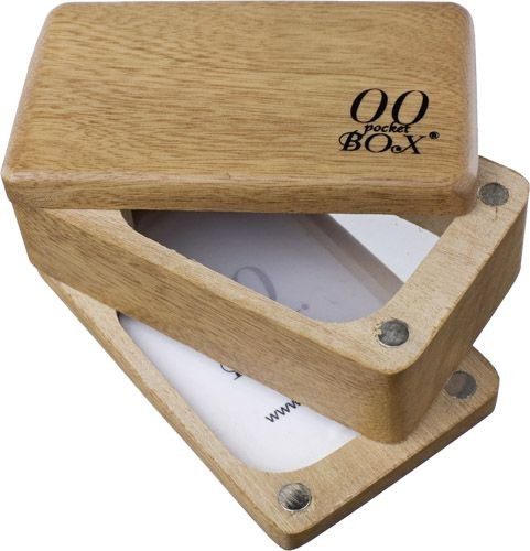 Caja cedro Pocket Box