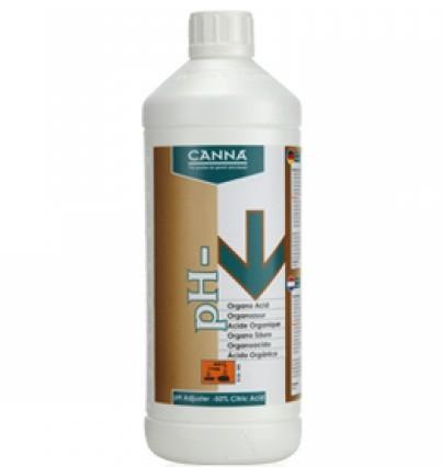 Acido Organico Regulador Ph