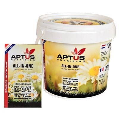 Pellets All-in-One de Aptus