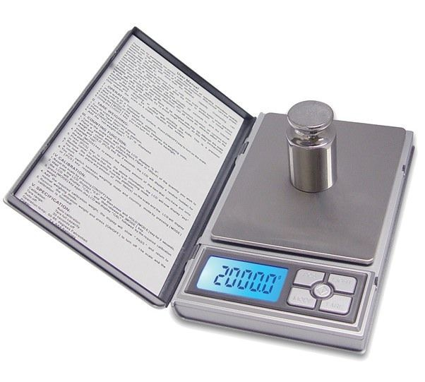 Báscula Kenex Notebook