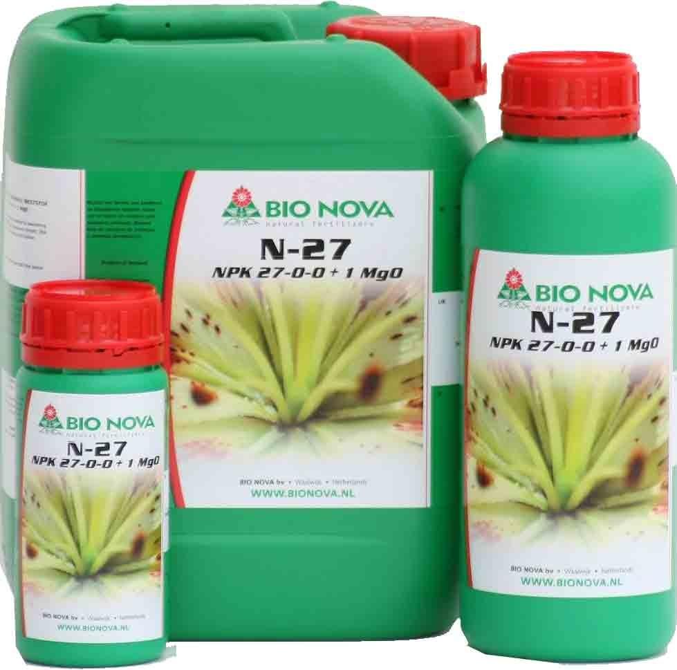 Nitrogeno Mononutriente