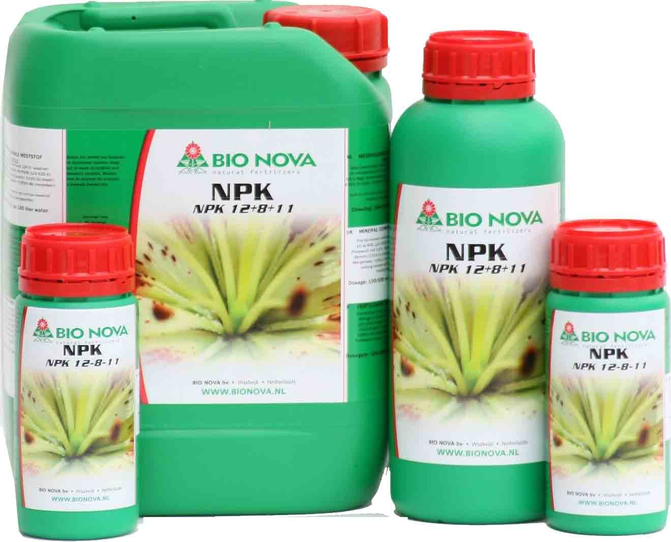 Fertilizante completo NPK