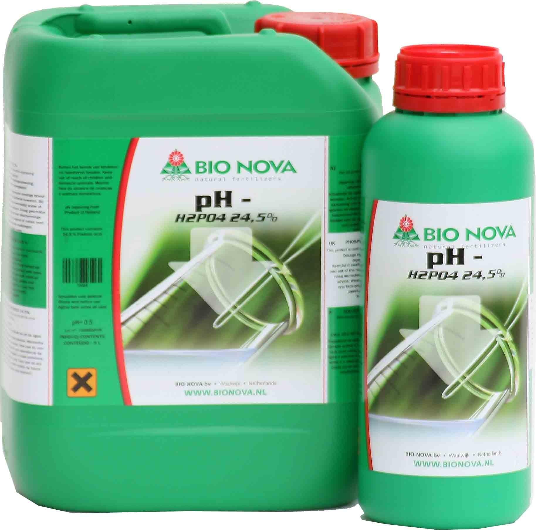 Acido Ph- de Bionova