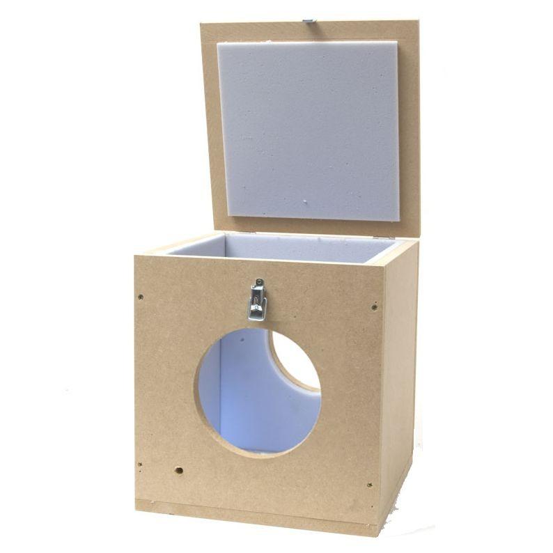 Caja antiruido extractor de 250mm