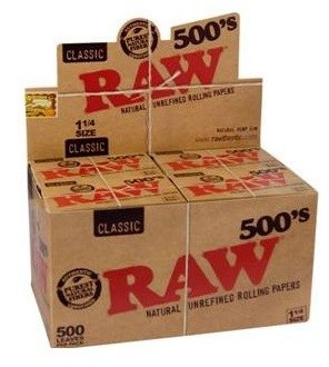 Caja Raw 500's