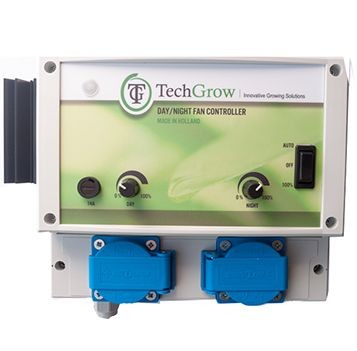 Controlador extractor diurno/nocturno
