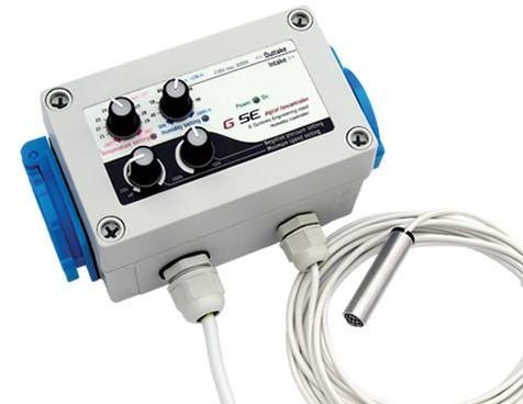 Control Humedad Extractor e Intractor