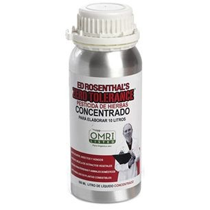 Insecticida Vegetal Zero Tolerance