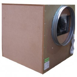 Isobox Extractor Silencioso