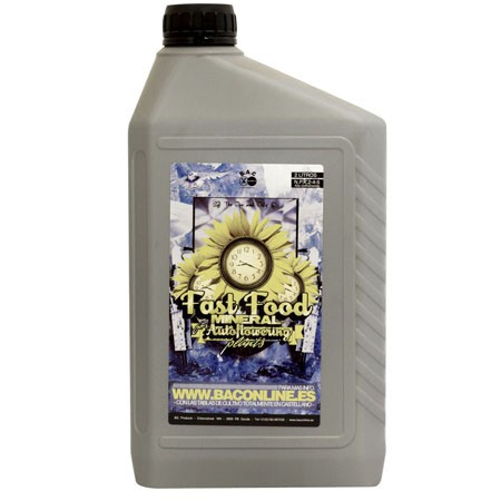 Fertilizante Autoflorecientes Mineral