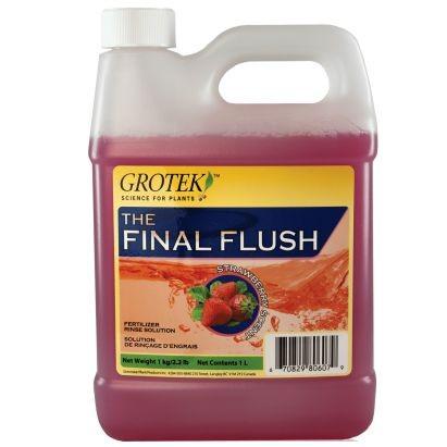 Final Floración Fresa