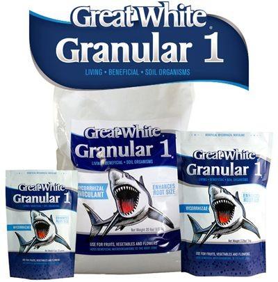 Bacterias Beneficiosas Great White Granular