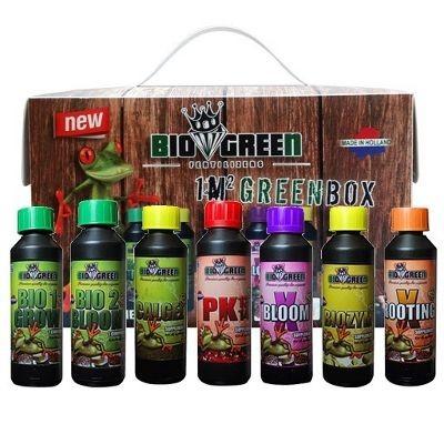Pack abonos Bio Green