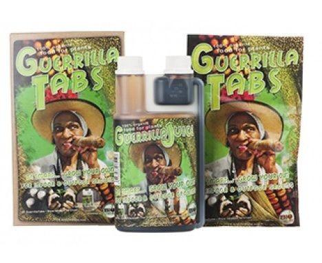 Guerrilla Kit Bio Tabs