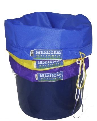 Kit 20 Litros 3 Bolsas Bubblebags