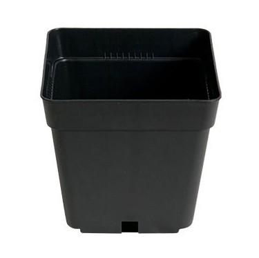 Maceta 1 Litro Negra