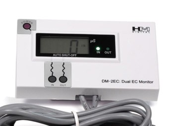 Medidor Ec en linea Hm Digital