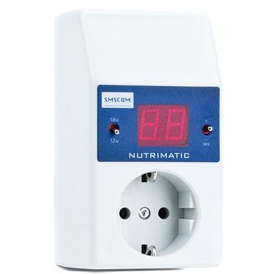 Control riego automático Nutrimatic