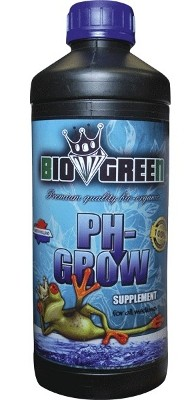 Bajador pH BioGreen