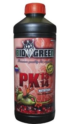 Potenciador floración Biogreen