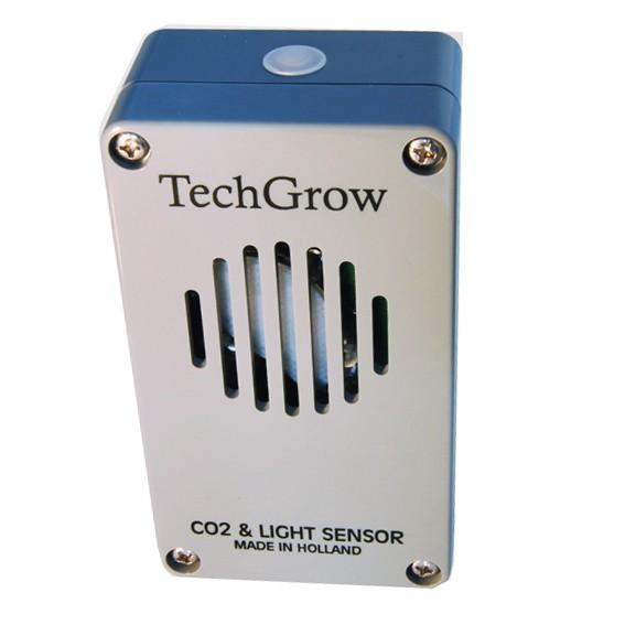 Sensor Co2 y Luz