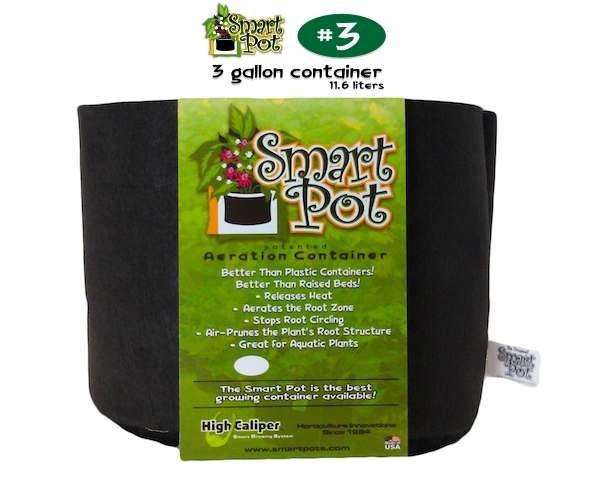 Smart Pot 11 Litros
