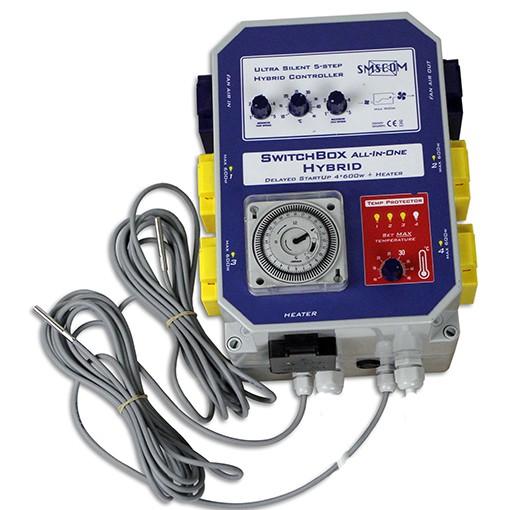 Controlador Multifunción Switchbox Hybrid