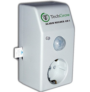 Detector Alarmas Sensores Techgrow