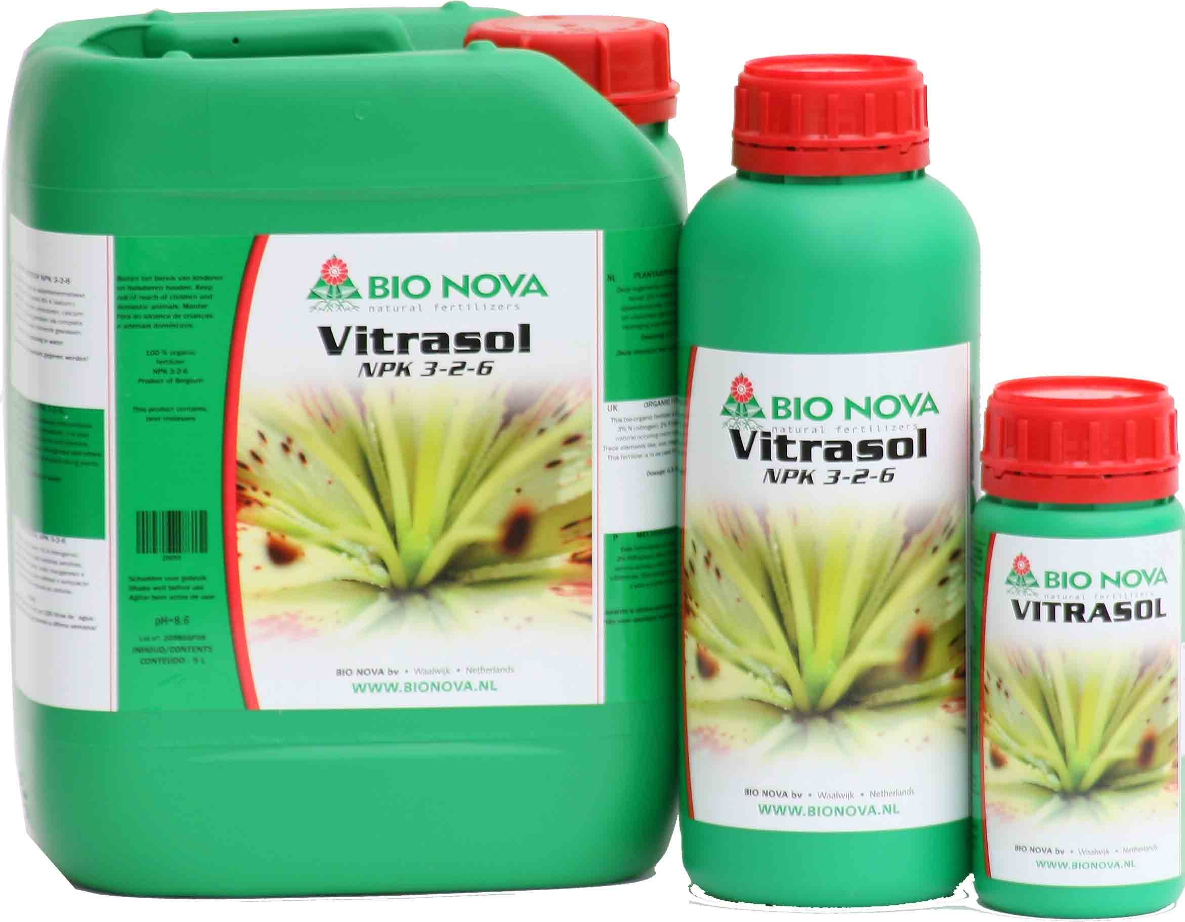 Vitrasol Estimulador