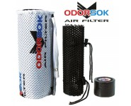 FILTRO ODORSOK 100x300mm (534m3/h)