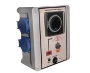Temporizador Protección 8x600w