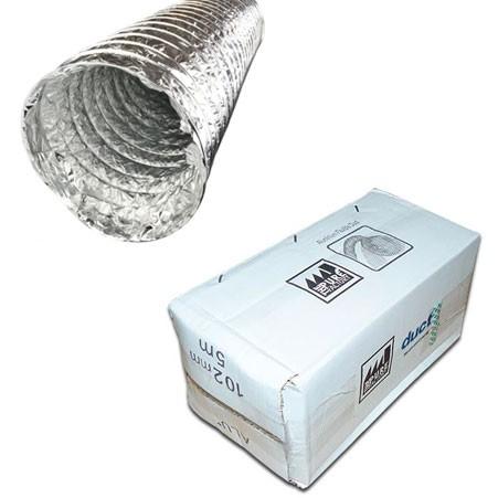 Ducting Aluminio 102mm