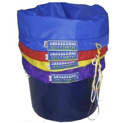 4 Sacs Bubble Bags 5 Gal