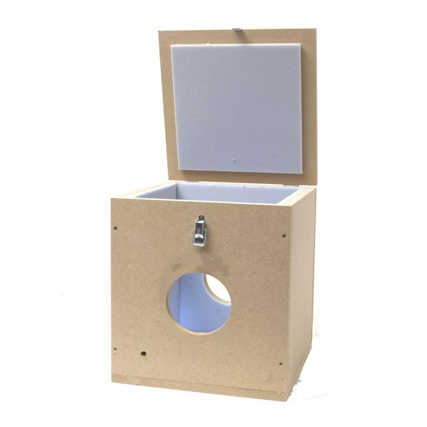 Caja Extractor de 100mm