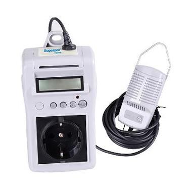 Controlador dióxido carbono