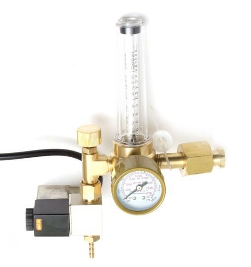 Dosificador CO2 electroválvula
