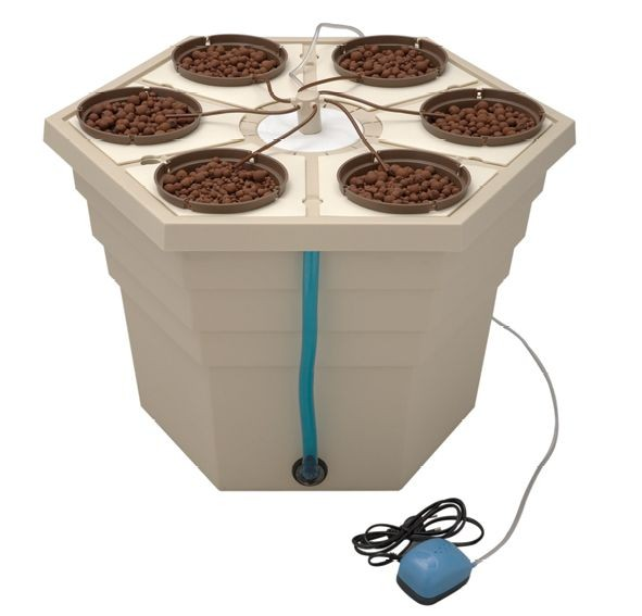 Sistema Hidropónico Eco Grower Max