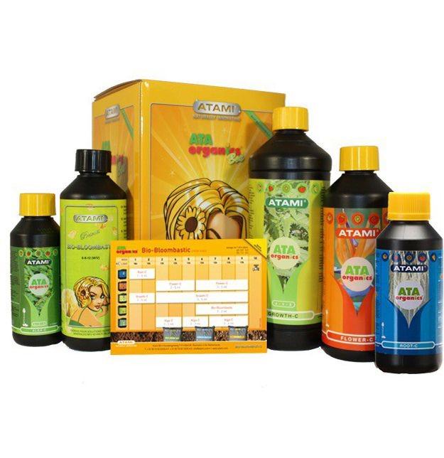 Engrais Ata Organics Box